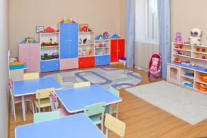 Детский садик – это особое «царство-государство»