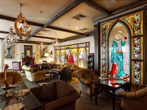 Дизайн ресторанов в готическом стиле
