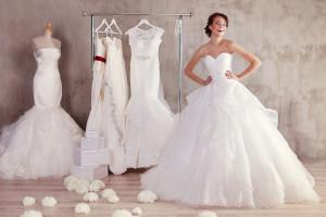 Элементы свадебного платья