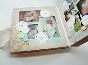 Фотоальбомы для новорожденных