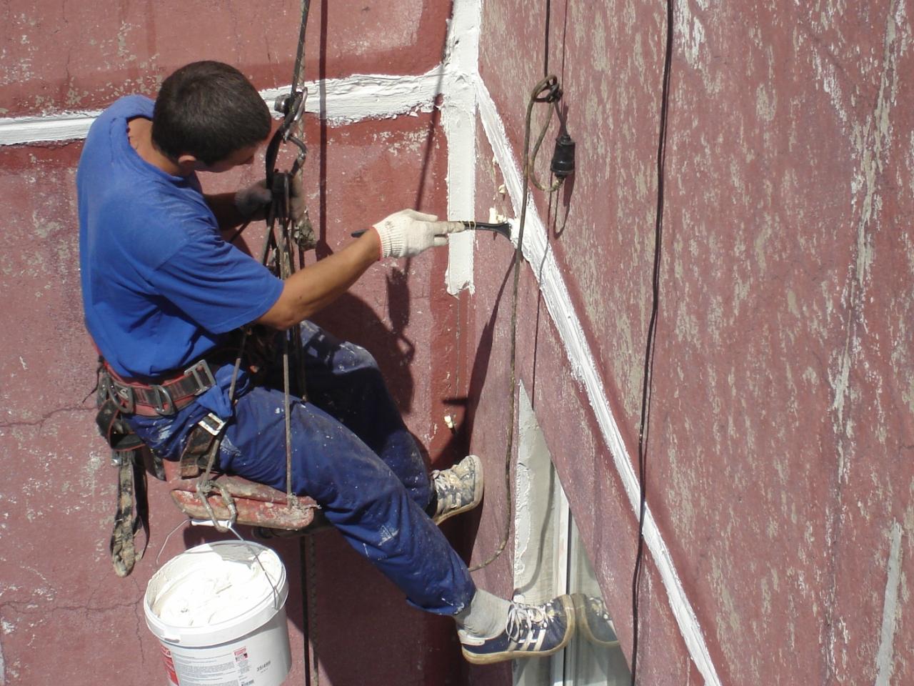 Заделка деформационных швов для стен