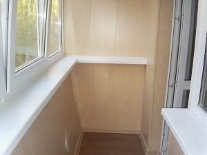 Используем виниловый сайдинг для утепления балкона