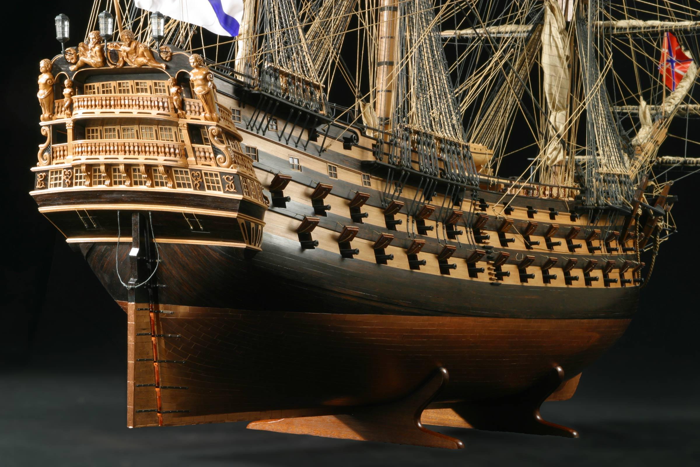 История моделирования кораблей