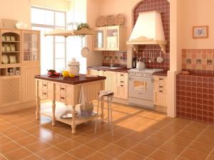 Кафель для кухни и ванной комнаты: правила выбора