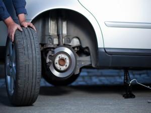 Как правильно заменить колеса