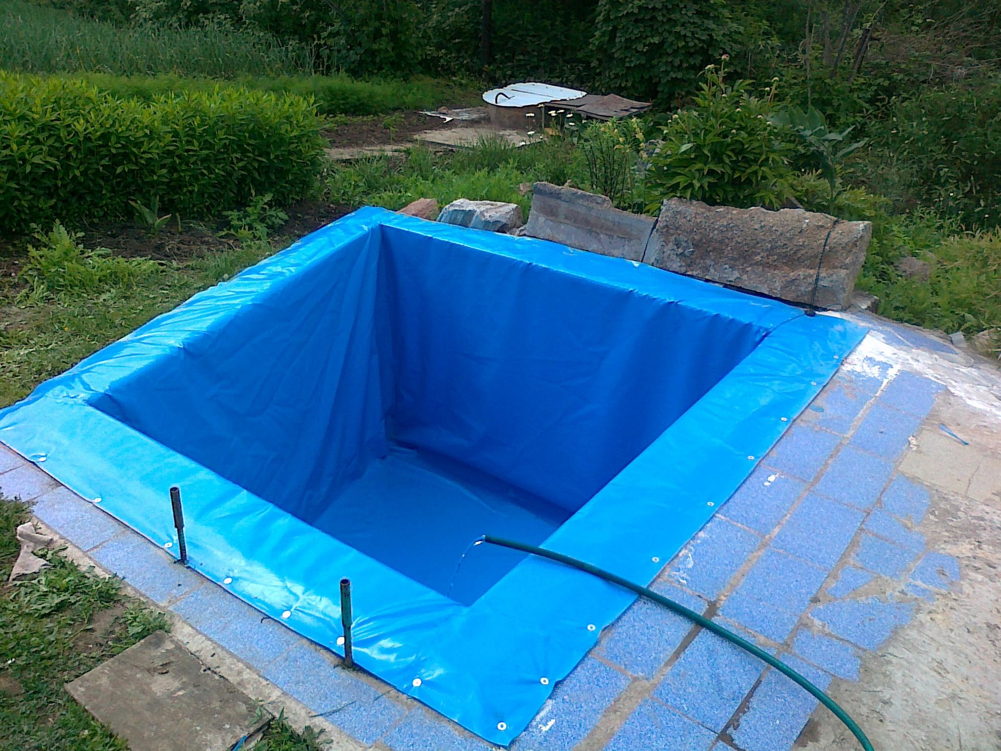 Как сделать бассейн своими руками недорого фото 952