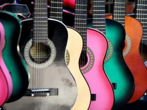 Какой фирмы выбрать гитару