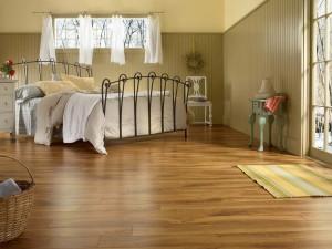 Какой пол для спальни выбрать?