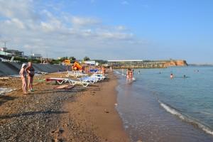 Курортное Песчаное