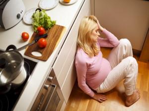 Перепады настроения у беременной женщины – как с ними бороться