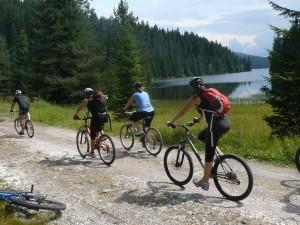 Пеший и велосипедный туризм в Германии