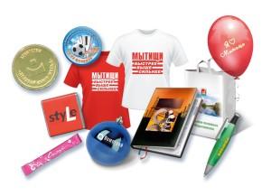 Производство сувенирной продукции с логотипом
