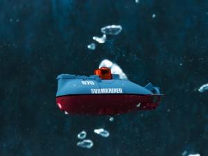 Радиоуправляемые подводные лодки
