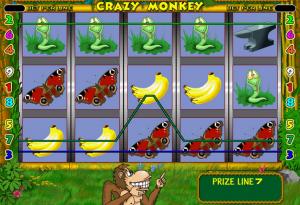 Секреты Crazy Monkey