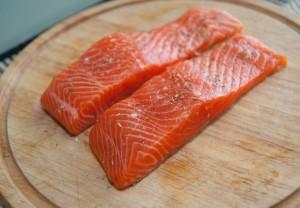 Советы для грамотной жарки филе лосося