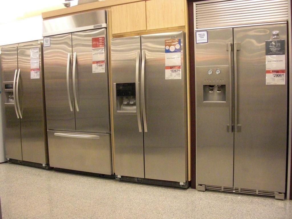 Современные бытовые холодильные камеры