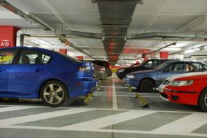 Современные паркинги и их виды