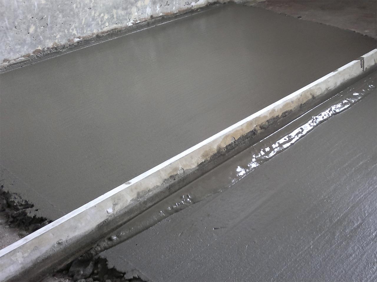 бетон для заливки пола