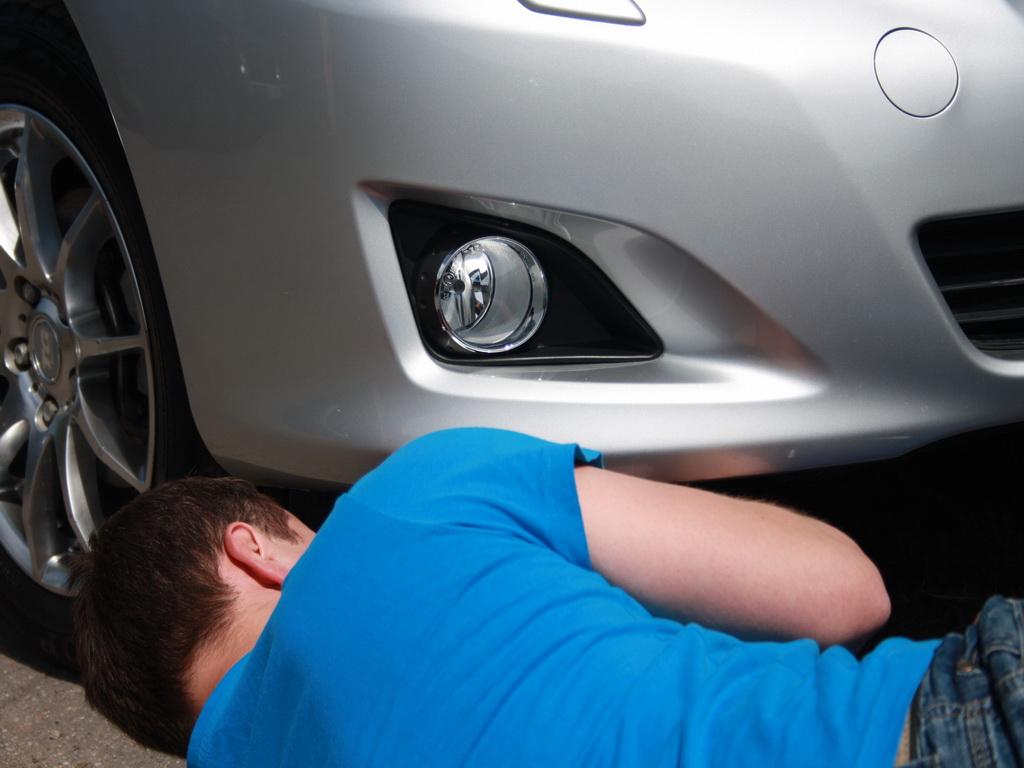 Установка противотуманных фар на ваше авто