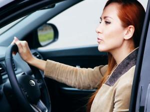 Ваши действия за рулем автомобиля