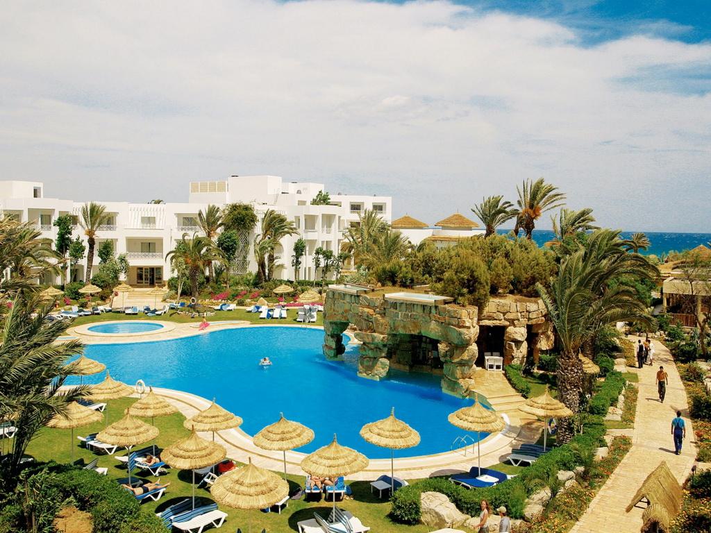Хаммамед — любимый курорт Россиян