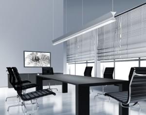 Потолочные светодиодные светильники - строгий стиль и эффективность