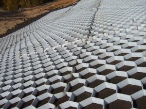 Актуальность применения геосинтетических материалов