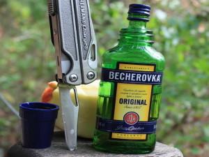 Бехеровка – визитная карточка Чехии!