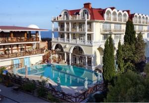 Бронировать отели в Крыму теперь можно через «Остров Крым»