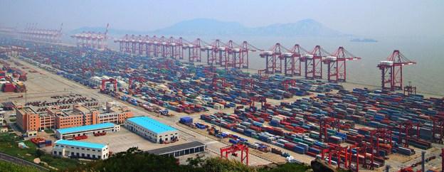 доставка грузов из Шанхая