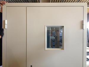 Двери противопожарные EI 60 (ДПМ 01/60)