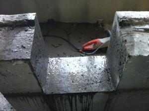 Изменение планировки помещения при помощи алмазной резки