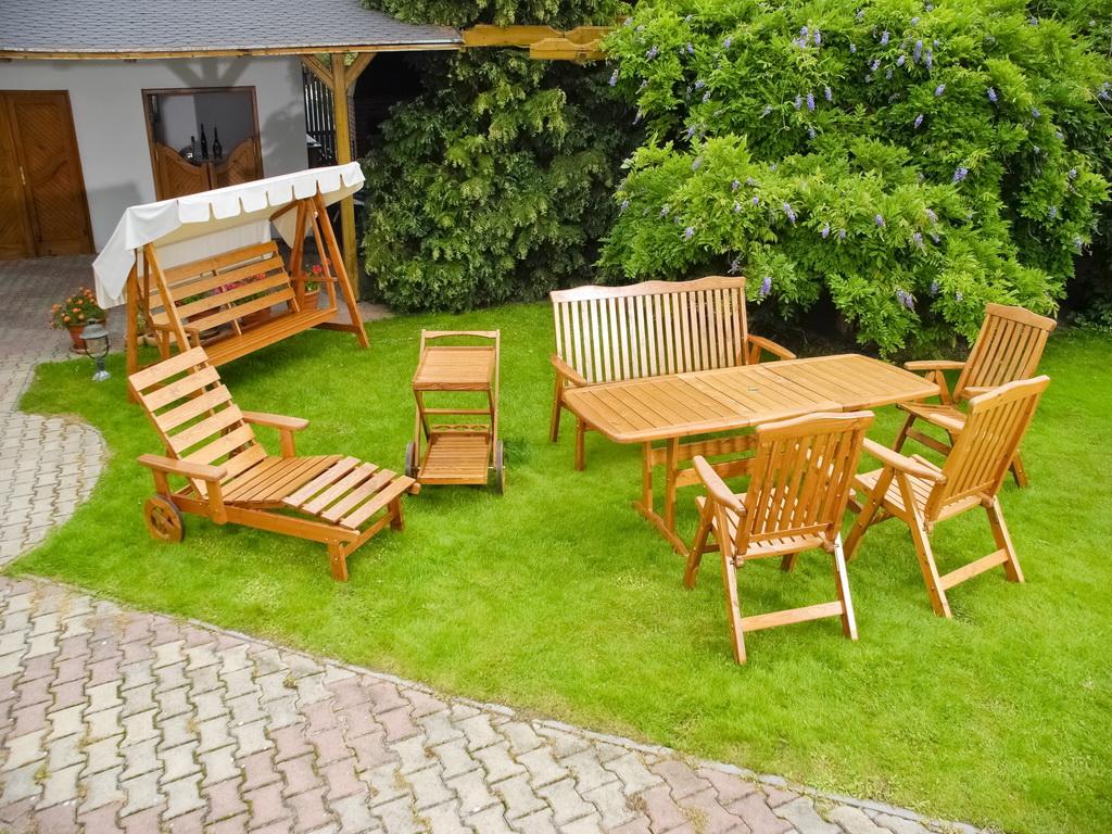 Качественная садовая мебель