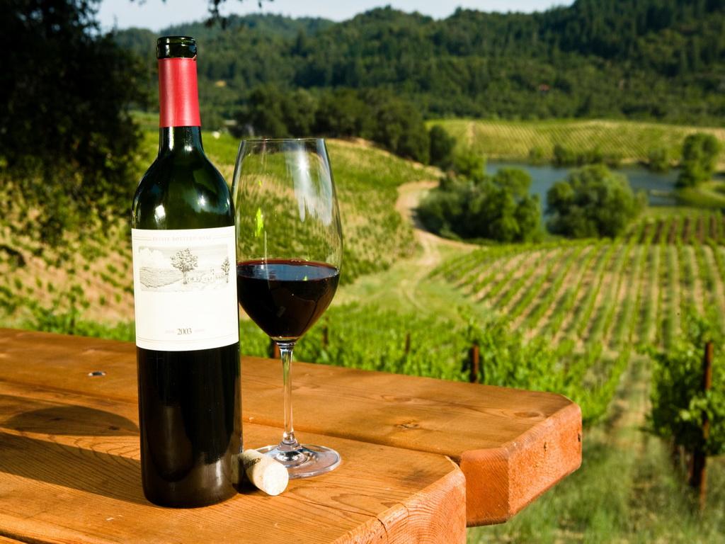 Как делают красное вино из Каберне