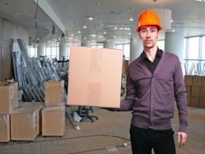 Как правильно организовать переезд офиса