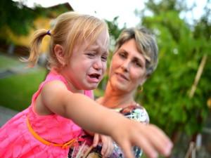 Как преодолеть капризы у ребенка