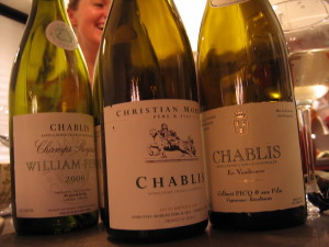 Как производится вино Шабли
