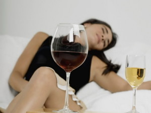 Как вино влияет на психику человека