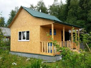 Каркасные дома — загородное жилье эконом класса