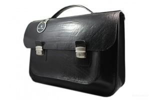 Кожаный портфель для деловых людей