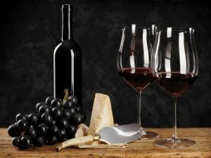 Красные сухие вина