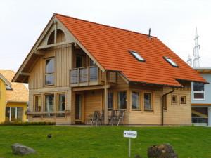 Кровля крыши при отделке домов из дерева