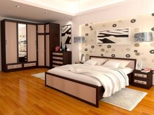 Модерн в вашей спальне