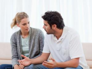 Найти общий язык с мужем — задача №1