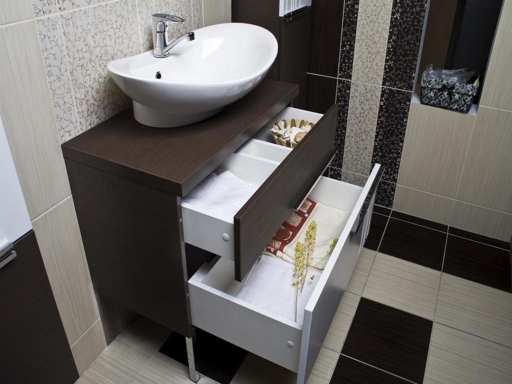 Основные критерии, которых стоит придерживаться при выборе мебели в ванную