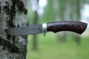 Охотничий нож - удачливому охотнику