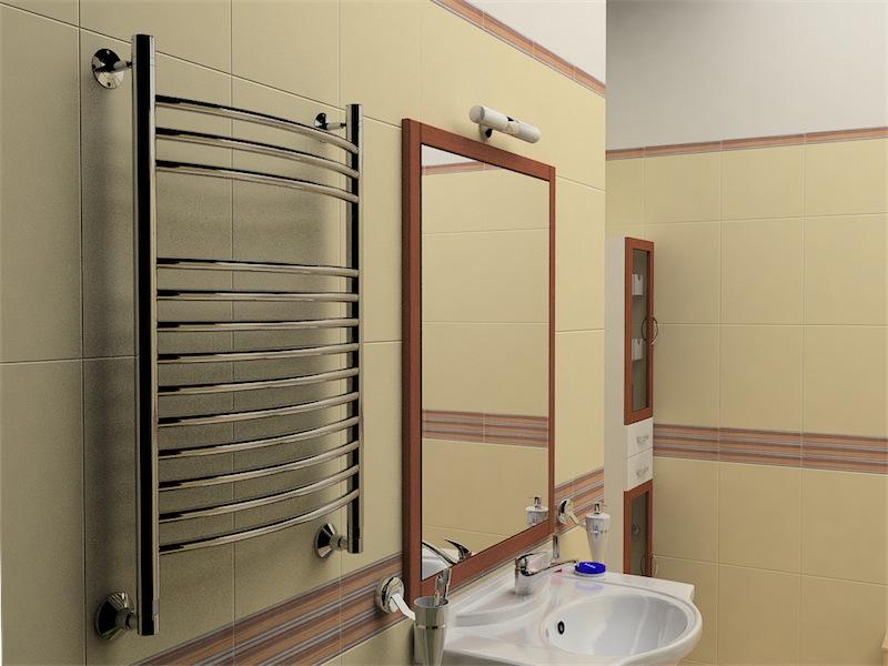 Полотенцесушители для ванной комнаты