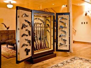 Продажа сейфов для оружия