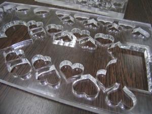 Прозрачное оргстекло