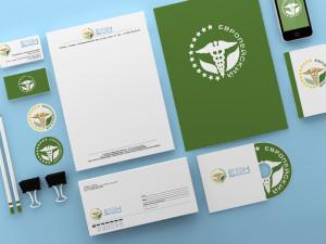 Разработка и создание логотипа и фирменного стиля компании